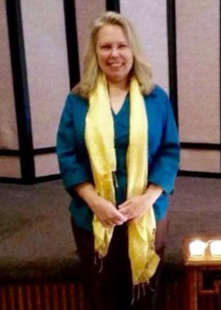 photograph of Cassandra Cantrell-Mohr